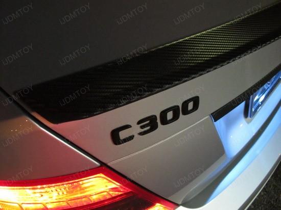 Mercedes - Benz - C - Class - carbon - fiber - 3